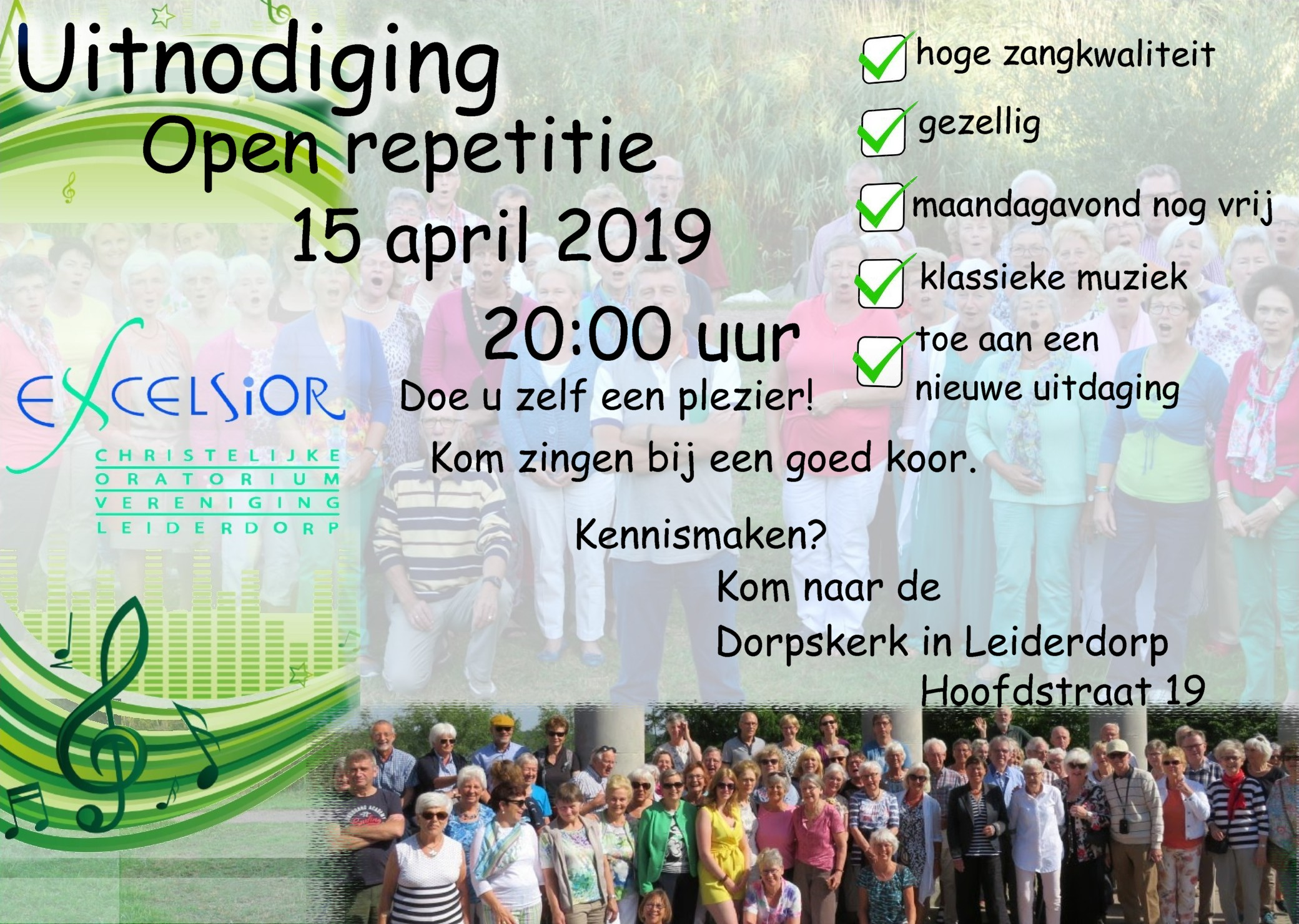 Open repetitie